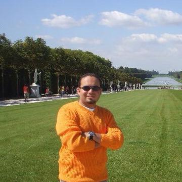Sherif Farouk, 40, Cairo, Egypt