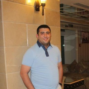 Alik Aliyev, 40, Baku, Azerbaijan