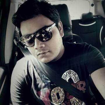 Rajeev Ranjan, 37, New Delhi, India