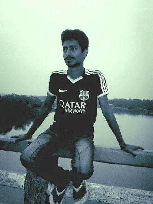 Saikat Roy, 25, Khulna, Bangladesh
