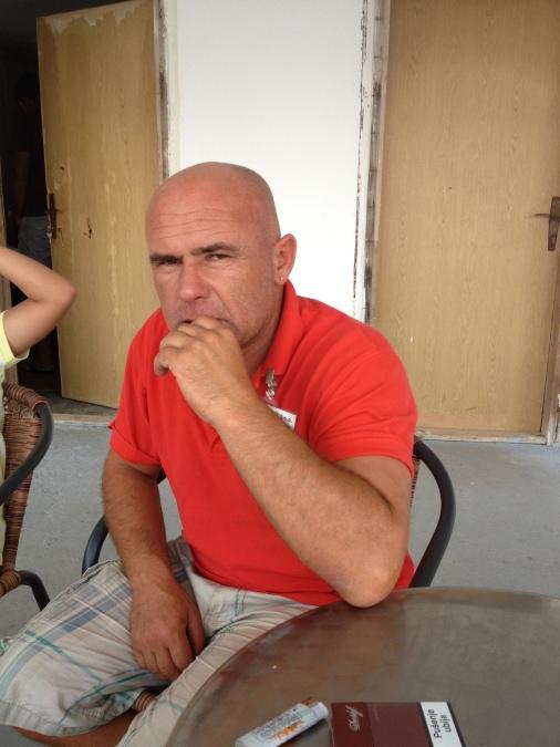 Vocko Vockovic, 49, Kotor, Montenegro