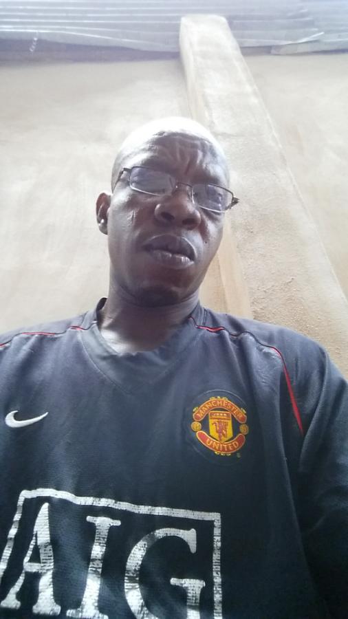 Dawodu Tunde, 36, Lagos, Nigeria