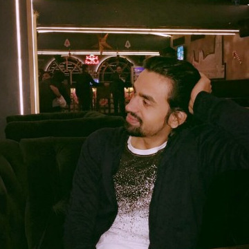 Anubbhav Siingh, 26, New Delhi, India