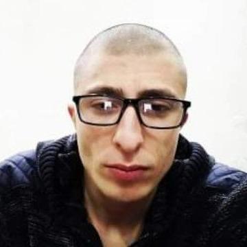 Zviad balashvili, 22, Batumi, Georgia