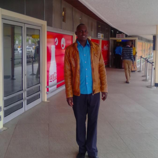 Christopher, 29, Nairobi, Kenya