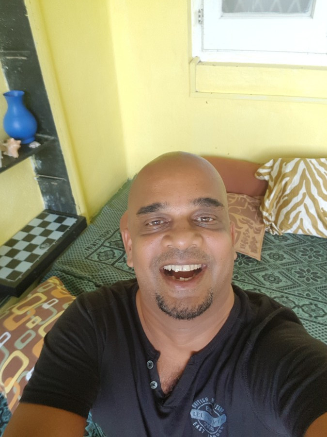 Sanjeev Perera, 38, Badulla, Sri Lanka