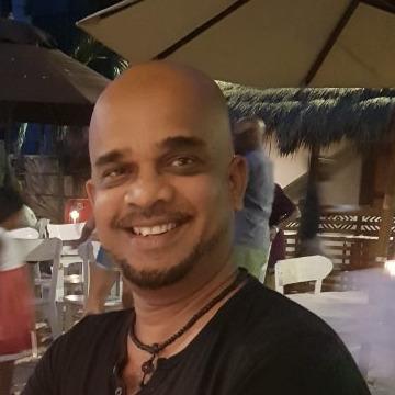 Sanjeev Perera, 44, Badulla, Sri Lanka