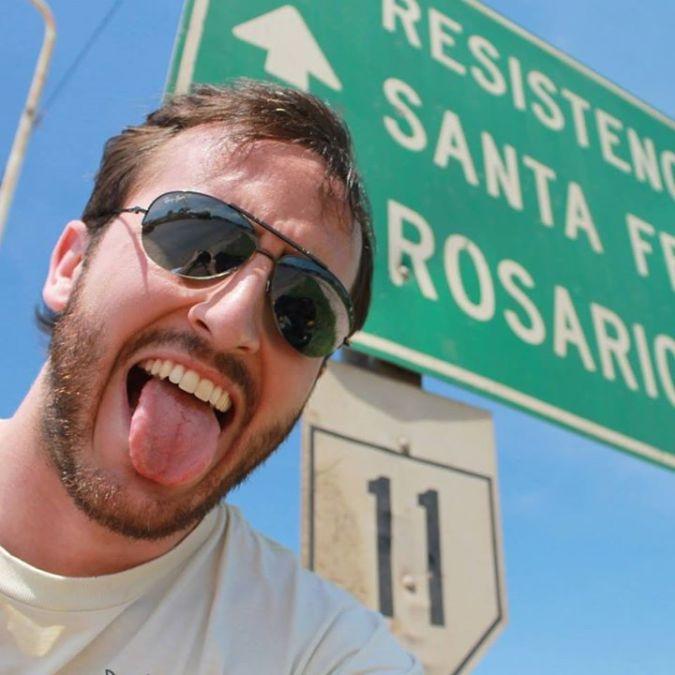 Juan Davel Soler, 33, Buenos Aires, Argentina