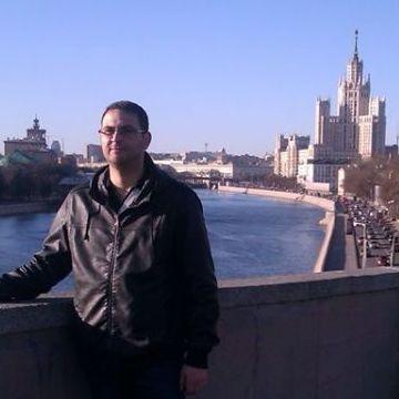 ismael, 35, Moscow, Russian Federation