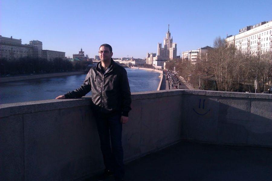 ismael, 36, Moscow, Russian Federation