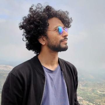 Prabin Kumar Sahu, 28, Bangalore, India