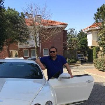 Hakan Karakan, 39, Istanbul, Turkey