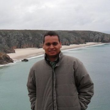 Ronald Pabon, 38, Cucuta, Colombia
