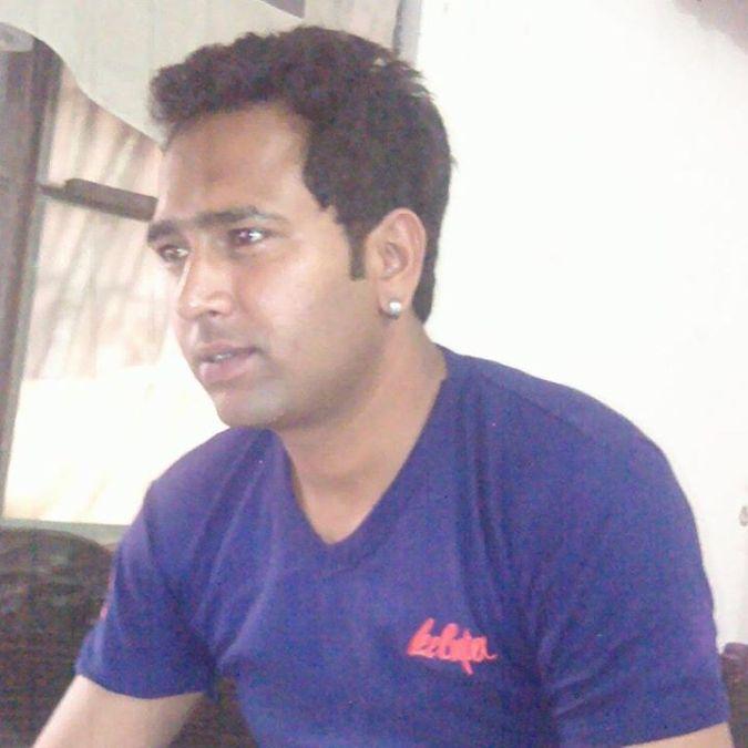 Pankaj Sharma, 38, New Delhi, India