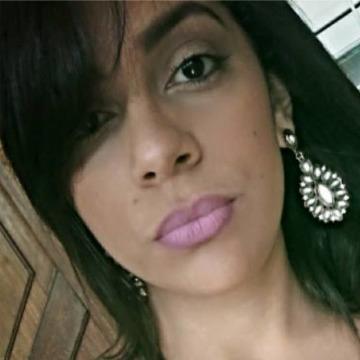 Monica Fonseca, 29, Rio de Janeiro, Brazil