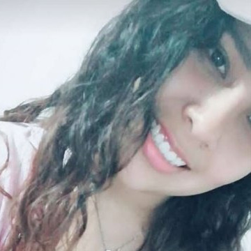 Alejandra Moreno, 19, Ica, Peru