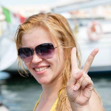 Svetlana Agafonova, 34, Kharkiv, Ukraine