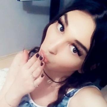 Samira Boncuk, 26, Istanbul, Turkey