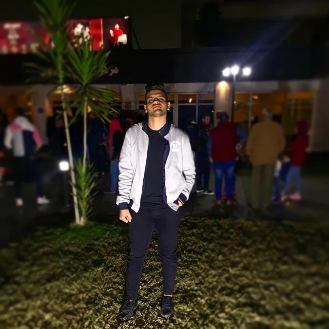 Abdelrhman Alaa, 25, Egypt, United States