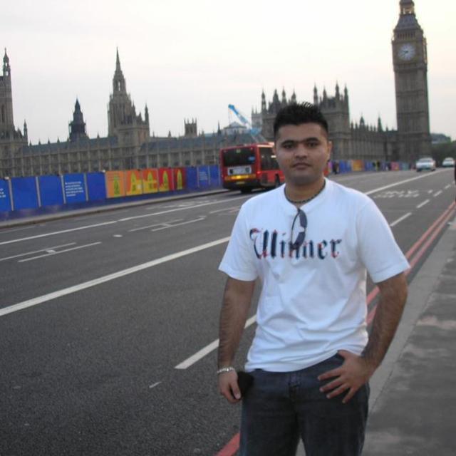 Makky, 38, Dubai, United Arab Emirates