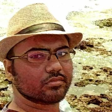 Smruti Ranjan Nayak, 34, Mumbai, India