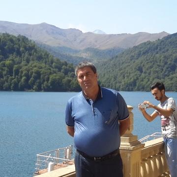 valeh, 55, Baku, Azerbaijan