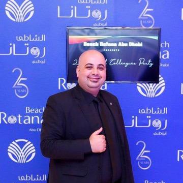 Majd Kaboul, 33, Dubai, United Arab Emirates