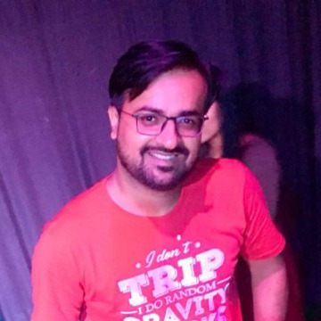 Arpit Verma, 32, New Delhi, India