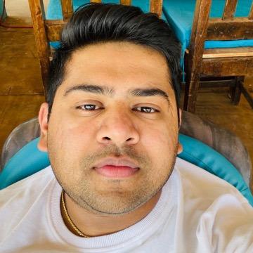 Nitin, 28, Chandigarh, India