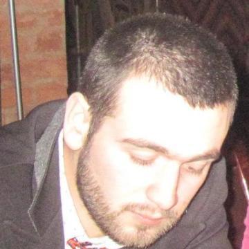 Levan Khasaia, 33, Tbilisi, Georgia