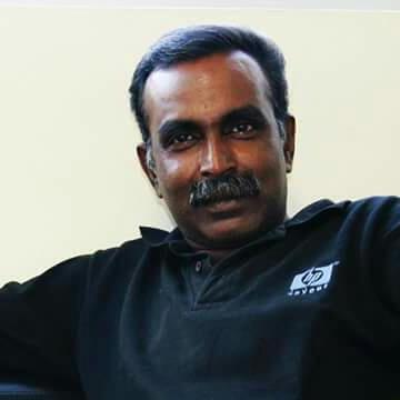 Anil Samson, 51, Bangalore, India