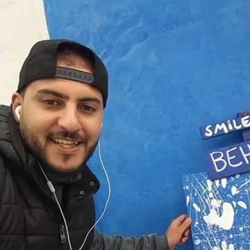 Bokzine, 29, Tangier, Morocco