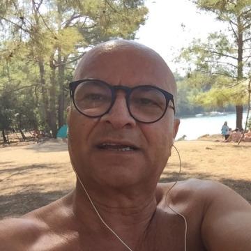 Gustav Albert, 46, Kemer, Turkey