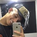 Kennedy bryan, 20, Campinas, Brazil