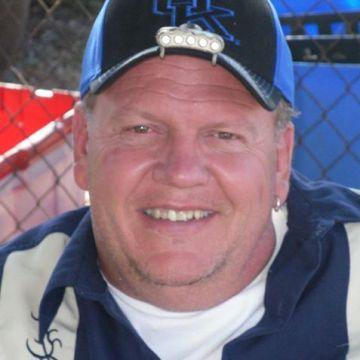 Brett Baker, 56, Burlington, United States