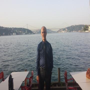 Hakan Der, 46, Ankara, Turkey