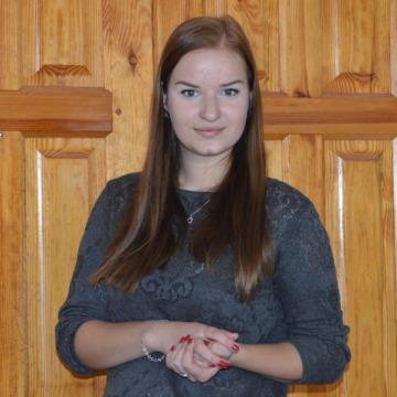Irina Poplevko, 23, Homyel, Belarus