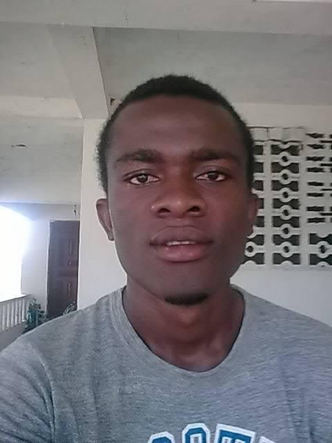Joshua Sippley Nyemor, 25, Accra, Ghana