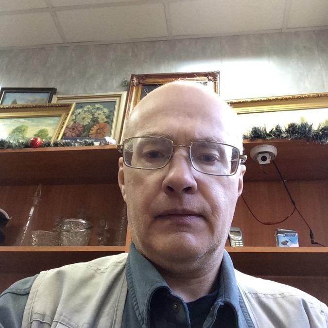 Alexandr Kaminsky, 62, Moscow, Russian Federation