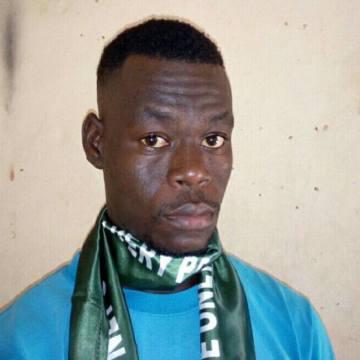martial, 28, Banjul, The Gambia