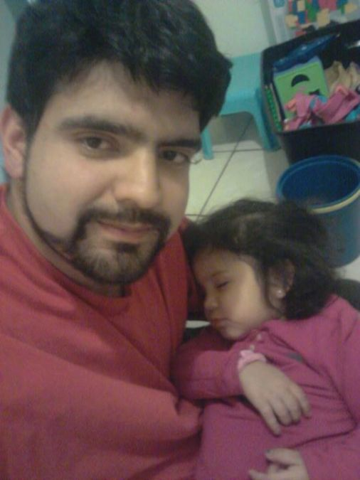 Alex Murcia, 31, Las Vegas, United States