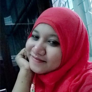 Lina, 34, Surabaya, Indonesia