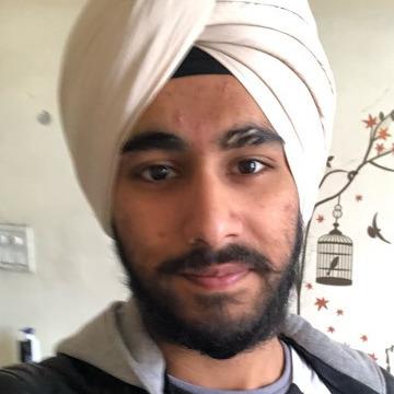Gurnoor Singh Sikka, 19, Jalandhar, India