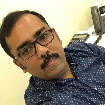 Abey Thomaz, 42, Kuwait City, Kuwait