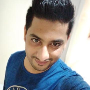 Hasnain Saiyed, 32, Dubai, United Arab Emirates