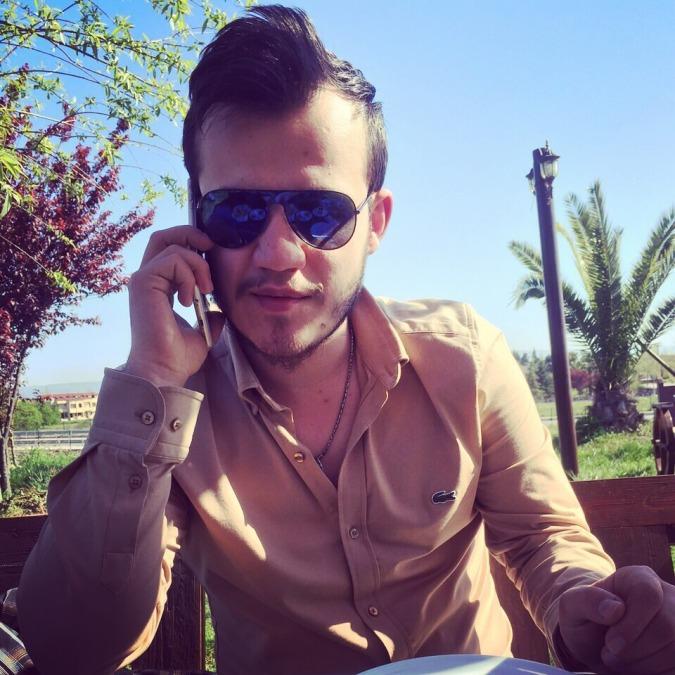 Veysel, 29, Istanbul, Turkey