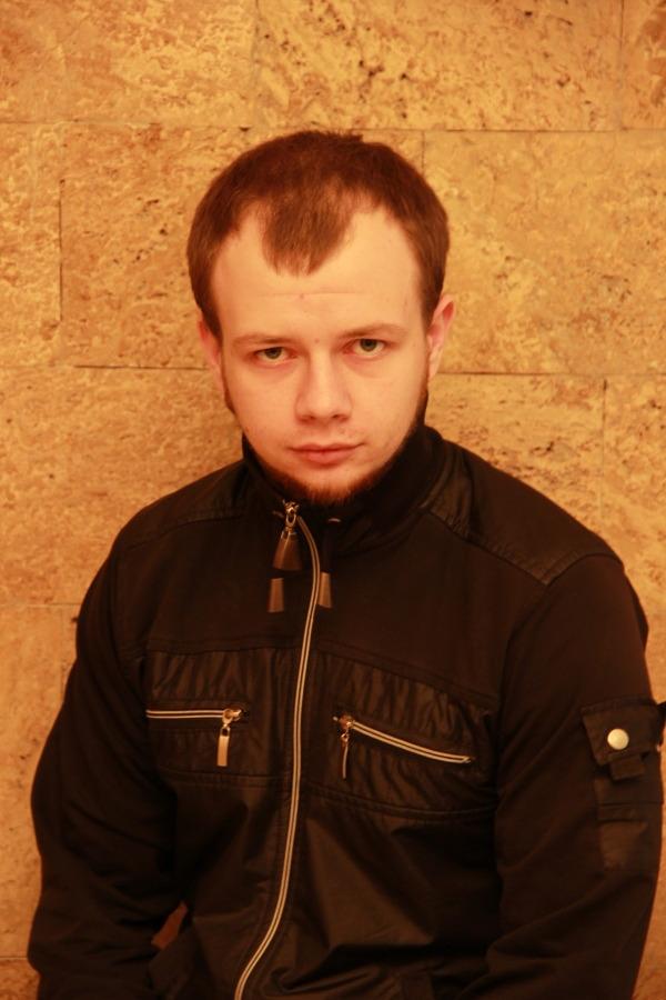 Semen Inin, 29, Donetsk, Ukraine