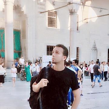 JAD, 35, Istanbul, Turkey