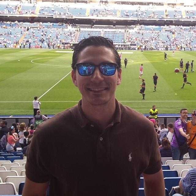 Luis Eduardo Omaña, 34, Madrid, Spain