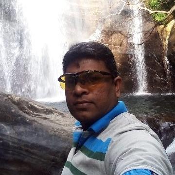 Suranga Baduge, 42, Colombo, Sri Lanka